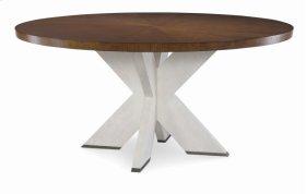 "Casa Bella ""x"" Base Round Dining Table"