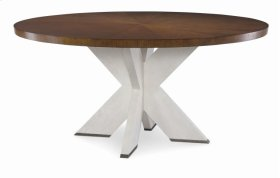 "Casa Bella ""x"" Base Round Dining Table"