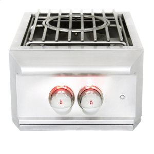 Blaze GrillsBlaze Professional Built-in Power Burner, With Fuel Type - Natural Gas