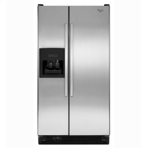 WhirlpoolENERGY STAR® Qualified 21.7 cu. ft. Side-by-Side Refrigerator