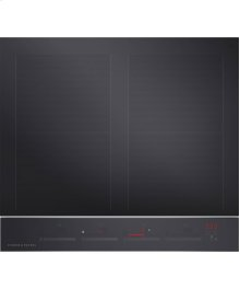 "Induction Cooktop 24"", 4 Zone with SmartZone"