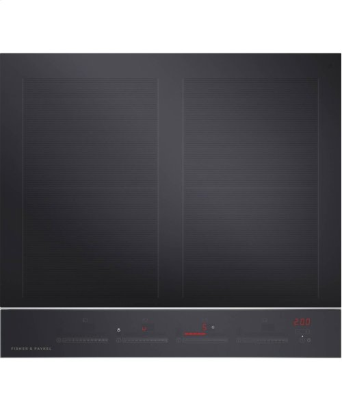 """Induction Cooktop 24"""" 4 Zone with SmartZone"""