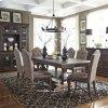 Liberty Furniture Industries 7 Piece Double Pedestal Table Set