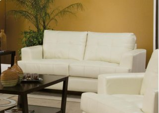 Samuel Loveseat Cream