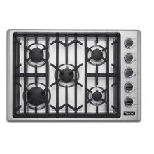 "30"" Gas Cooktop, Natural Gas"
