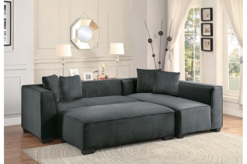 L Left Side 2 Seater Right Chaise
