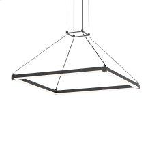 """Stix Square 24"""" LED Pendant"""