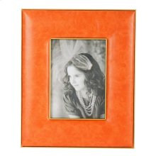 "Hanley Orange 4x6"" Frame"