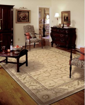 SOMERSET ST02 IV RECTANGLE RUG 2' x 2'9''