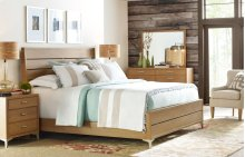 Hygge by Rachael Ray Complete Ladder Back Bed, Queen 5/0