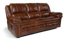 Dandrige Leather Power Reclining Sofa