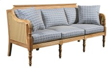 Outdoor Henri Sofa with Resin Wicker Product Image