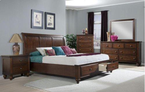 Chatham 5pc Queen Storage Bedroom