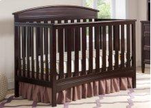 Abby 4-in-1 Crib - Dark Chocolate (207)