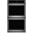 "30"" Double Wall Oven with MultiMode® Convection System, Pro-Style® Stainless Handle Product Image"