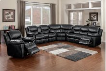 3 PC Sectional w/ Power Sofa