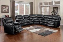 3 PC Sectional w/ Power Sofa