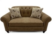 Stacy Loveseat with Nails 5736N