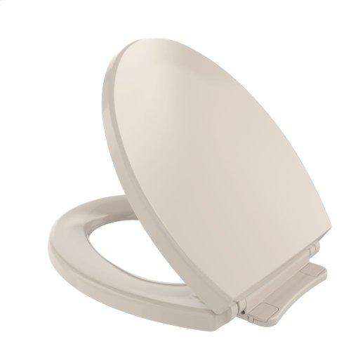 SoftClose® Toilet Seat - Round - Bone