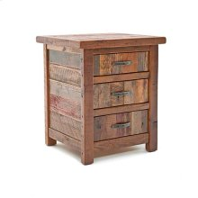 Back To the Barn - 3 Drawer Nightstand