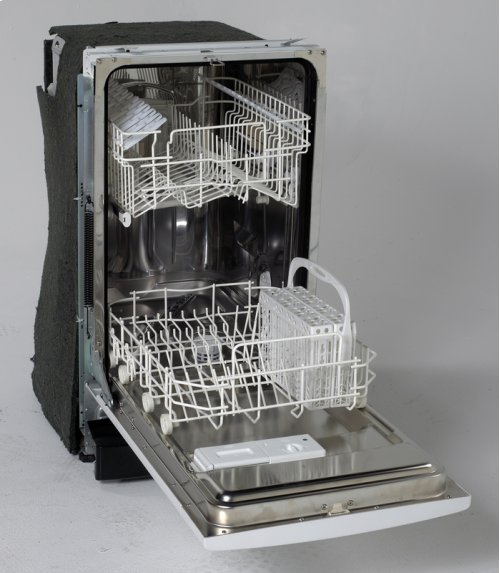 Built-In Dishwasher - Black