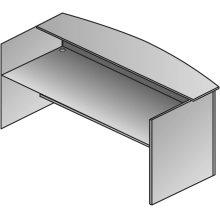 Kenwood Reception Desk Shell 30x72