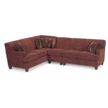 Dempsey Fabric Sectional