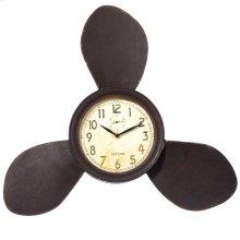 Propeller Wall Clock.