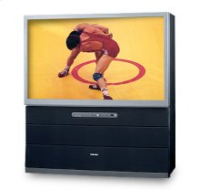 """57"""" Diagonal Projection Television"""