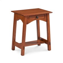 McCoy Nightstand Table with Drawer