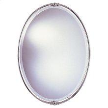 Polished Nickel Mirror