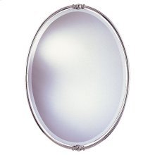 Polished Nickel Mirror