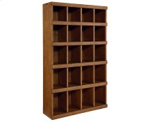 Bench Classroom Cubby Bookcase