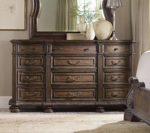Rhapsody Twelve Drawer Dresser