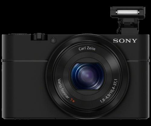 Cyber-shot Digital Camera RX100