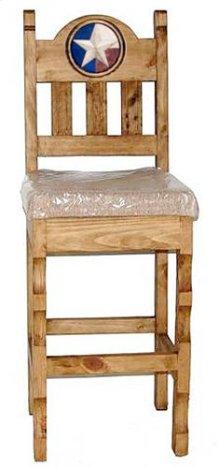Lonestar Marble Stool Pad Seat