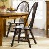 Liberty Furniture Industries Sheaf Back Side Chair - Black