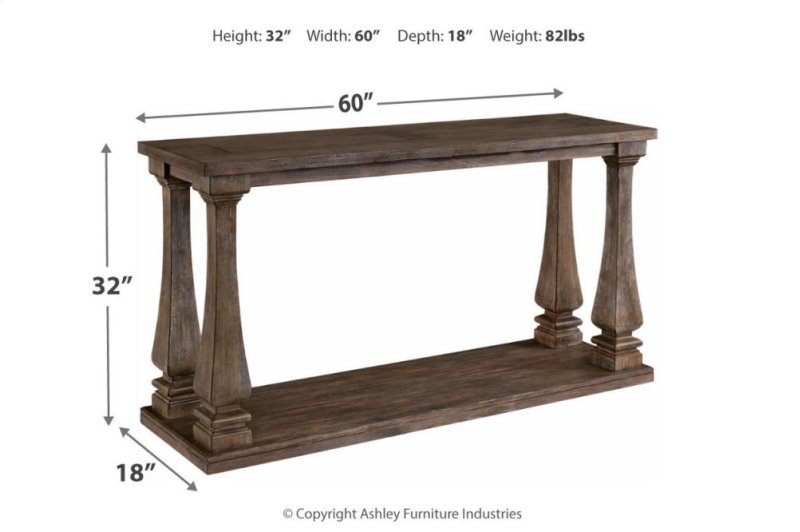 T7764 in by Ashley Furniture in Orange, CA - Sofa Table