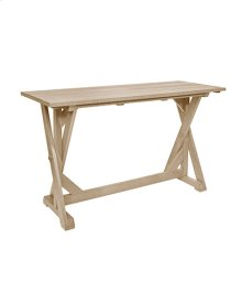 "T202 72"" Bar Table"
