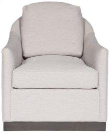 Ferrin Plinth Base Swivel Chair V977B-SW