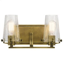 Alton Collection Alton 2 Light Bath Light NBR