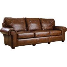 100 Sofa, Leather Santa Fe Sofa