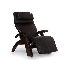 Perfect Chair PC-LiVE™ - Espresso Premium Leather - Dark Walnut