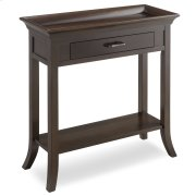 Traditional Cherry Tray Edge Hall Stand #10127 Product Image