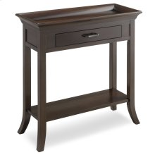 Traditional Cherry Tray Edge Hall Stand #10127
