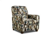 2460 - Fusion Teal Recliner Product Image