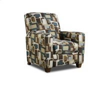 2460 - Fusion Teal Recliner