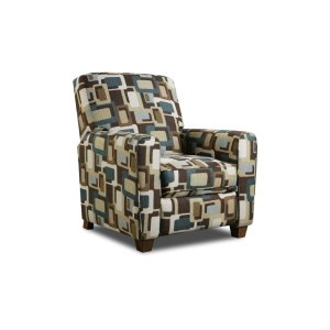 American Furniture Manufacturing2460 - Fusion Teal Recliner
