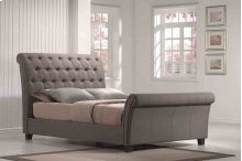 Footboard 5/0 Upholstered