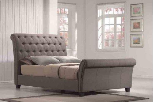 Footboard 5/0 Upholstered
